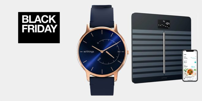 Black Friday Withings