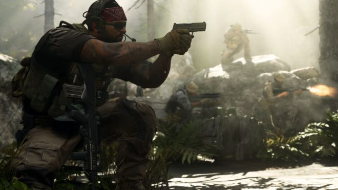 Call of Duty : Modern Warfare devrait bien avoir le droit à un mode Battle Royale.