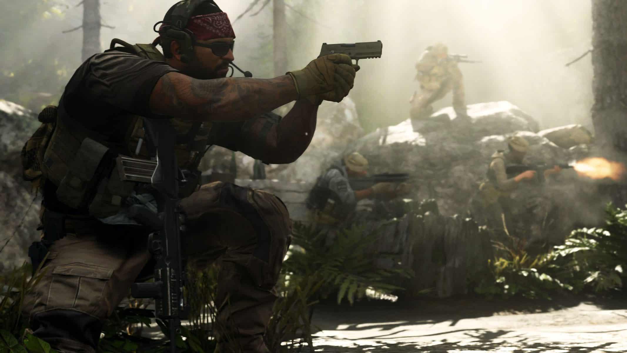 Call of Duty Modern Warfare : un mode Battle Royale à 200 joueurs serait prévu pour début 2020