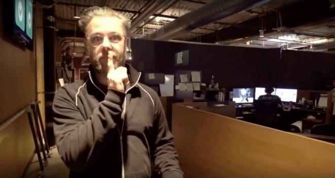 Cory Barlog tease un projet pour la PS5 ?