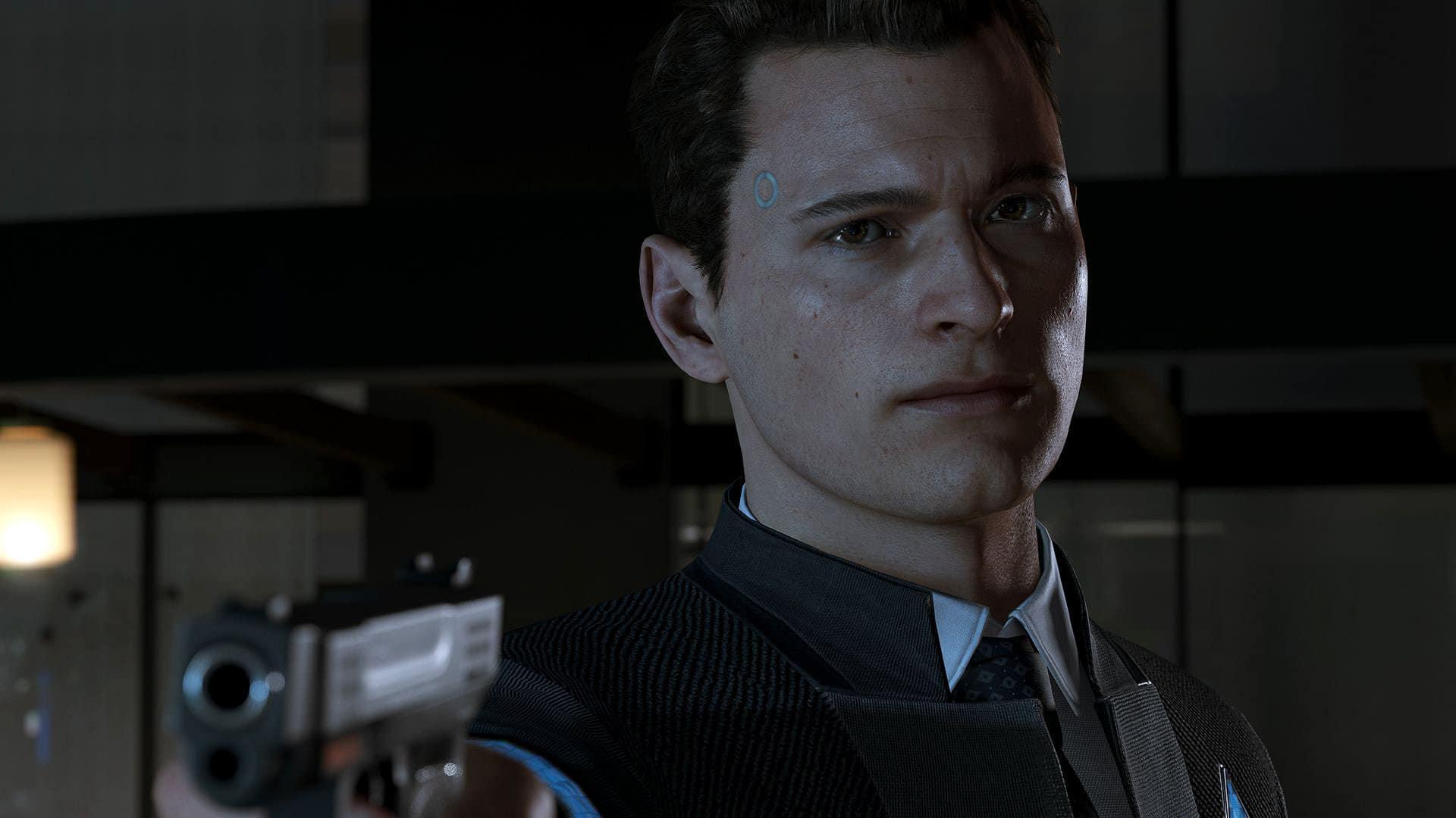 Detroit : Become Human arrivera avec de la 4K sur l'Epic Games Store en décembre