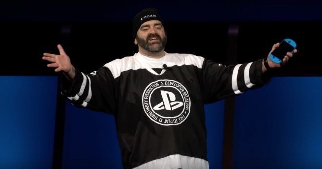 Gio Corsi ne travaille plus pour Sony Interactive Entertainment.
