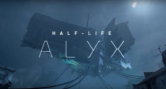 Half-Life : Alyx sortira en mars 2020.