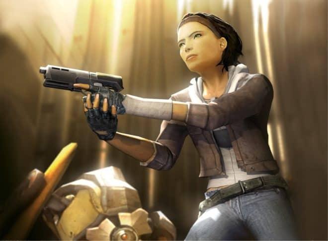 Un nouveau Half-Life en VR ?