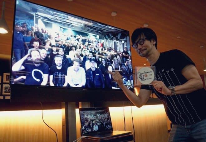 Guerrilla Games a prêté main-forte à Kojima Productions pour Death Stranding.
