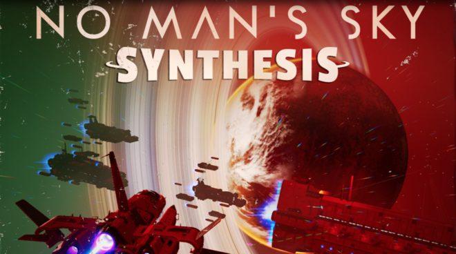 La mise à jour Synthesis va transcender No Man's Sky.