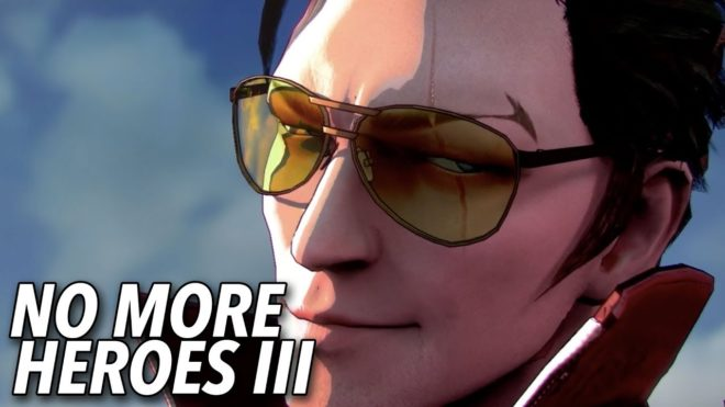 No More Heroes 3 est prêt pour arriver en 2020 sur Switch.