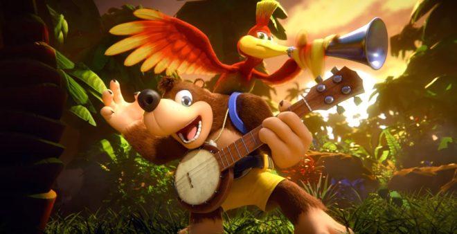 Pas de suite à Banjo-Kazooie chez Playtonic Games malgré les rumeurs.
