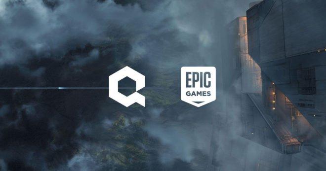Epic Games rachète Quixel.