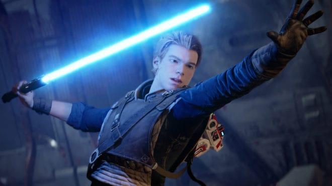 Star Wars Jedi : Fallen Order a atteint les meilleures ventes d'une sortie numérique pour un jeu Star Wars.
