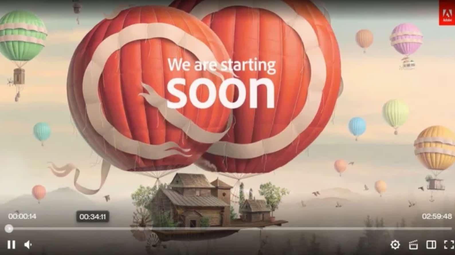 Adobe ajoute une fonction de livestreaming dans ses applications Creative Cloud