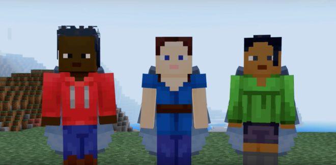 La PS4 de Sony dit oui au cross-play sur Minecraft.