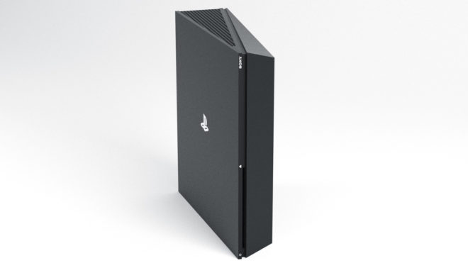 Un design spéculatif de la PS5