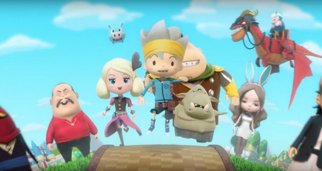 The Snack World prépare son arrivée en Occident sur la Switch de Nintendo.