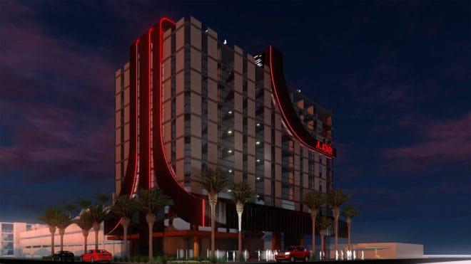 Des hôtels Atari en 2020.