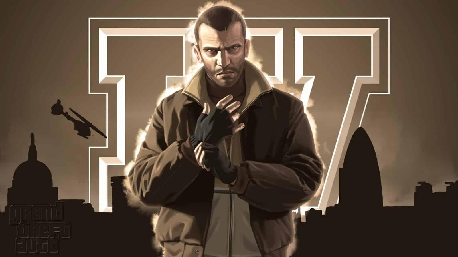 GTA 4 a été retiré de Steam à cause de Games for Windows Live