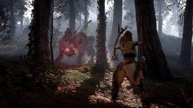 Horizon : Zero Dawn bientôt sur PC ?