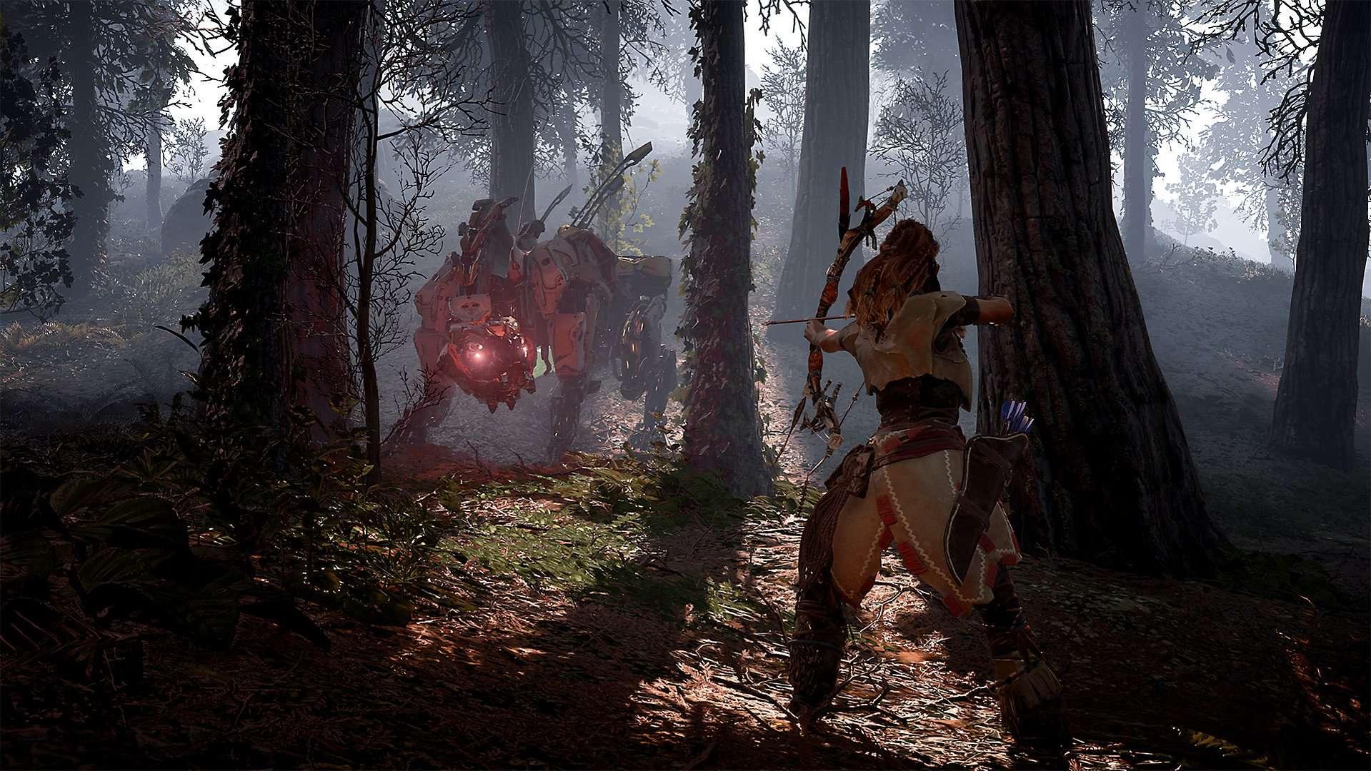 Horizon : Zero Dawn de Guerrilla Games pourrait sortir sur PC dans le courant de l'année