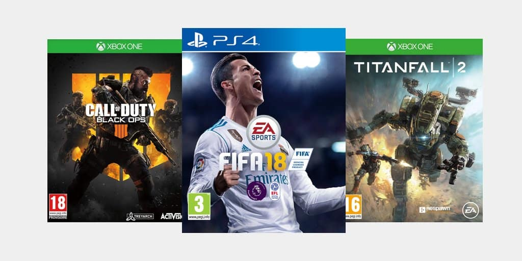 Soldes Amazon : 5 jeux vidéo à moins de 10€