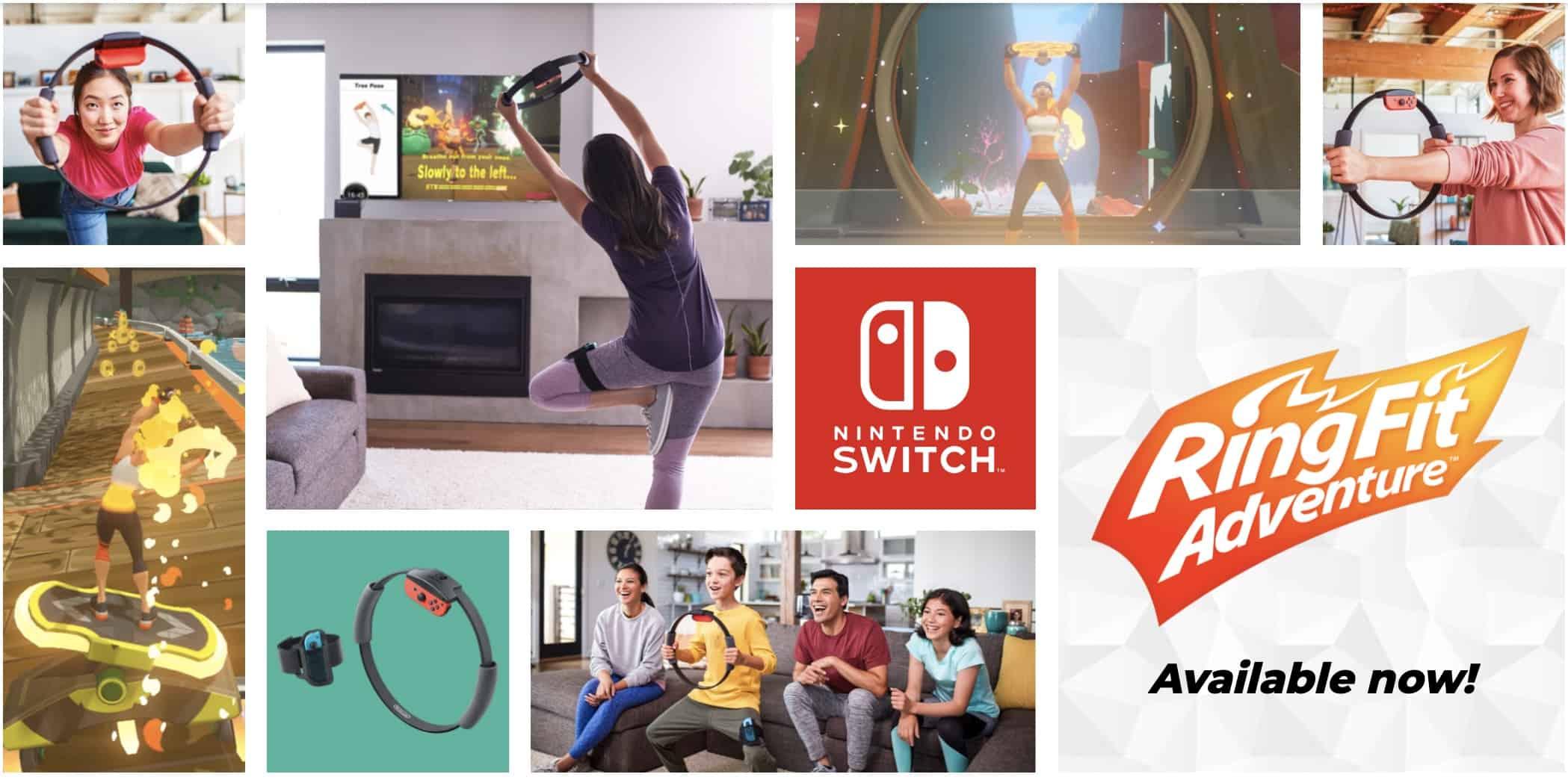 Ring Fit Adventure sur Nintendo Switch, nouveau phénomène de speedrunning