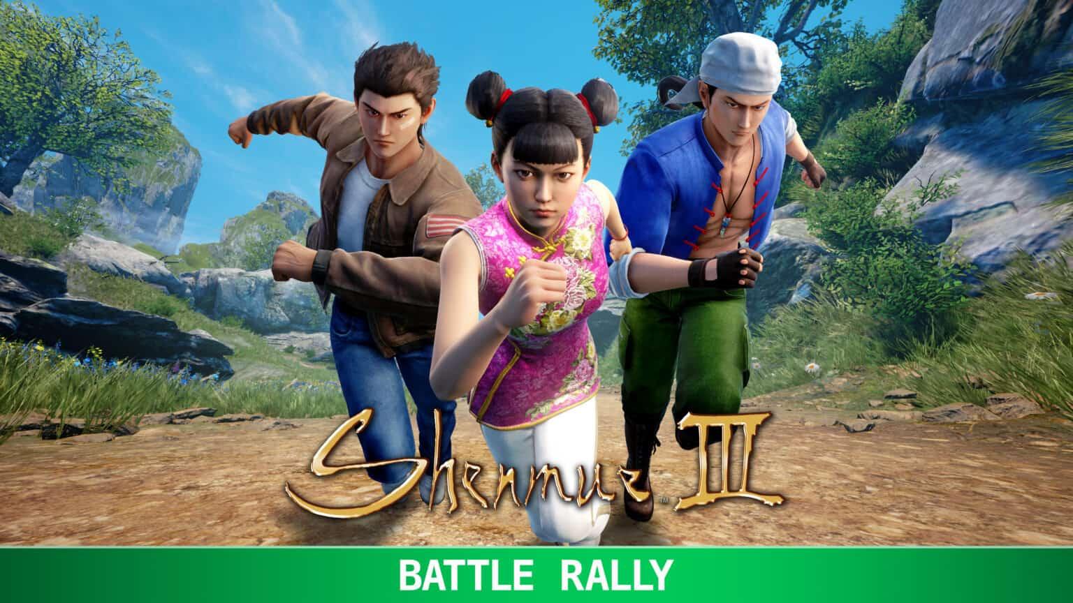 Shenmue 3 : Battle Rally, une première extension qui mise sur la course et la bagarre