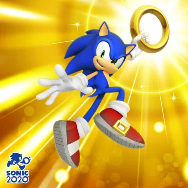 Une annonce sur Sonic par mois en 2020.