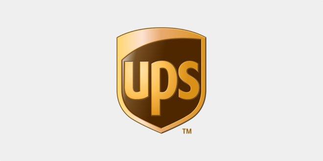 Logo de United Parcel Service