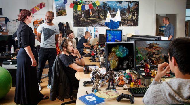 Ubisoft restructure son équipe éditoriale.