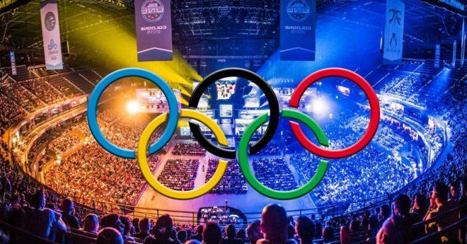 Pas d'eSport aux Jeux Olympiques.