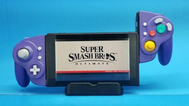 Joy-Con Gamecube Nintendo Switch