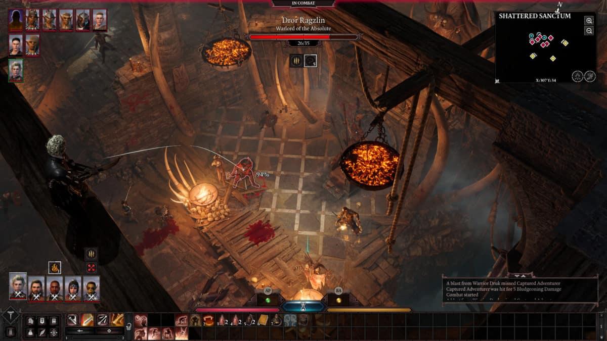 Baldur's Gate 3 va promouvoir la nouvelle version du moteur graphique Divinity Engine