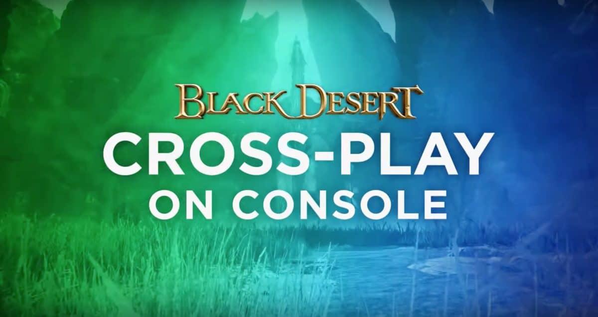 Black Desert Online : Pearl Abyss annonce du cross-play sur PS4 et Xbox One pour mars