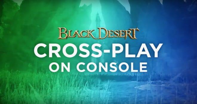 Le cross-play arrive sur PS4 et Xbox One pour Black Desert Online.
