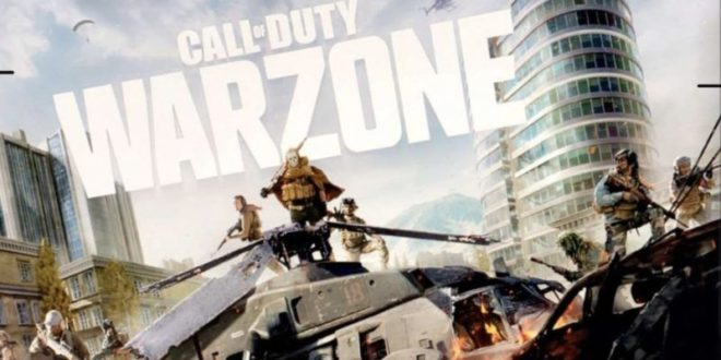 Le Battle Royale Call of Duty : Warzone devrait arriver en mars.