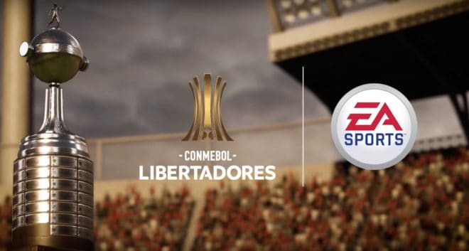 CONMEBOL Libertadores, CONMEBOL Sudamericana et CONMEBOL Recopa dans FIFA 20.