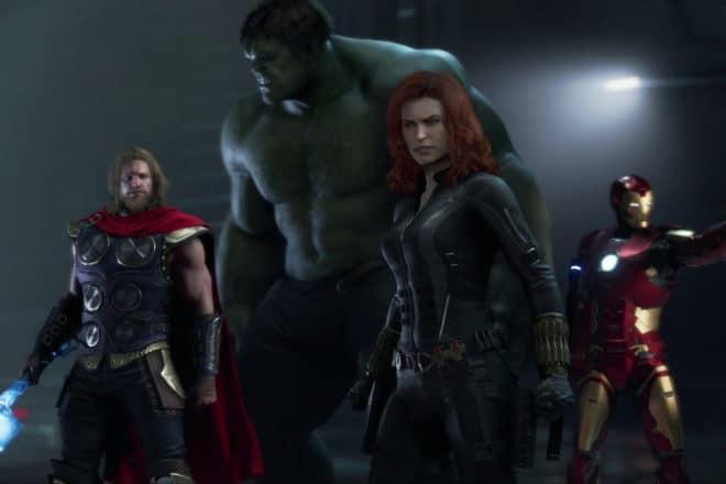 Un nouveau trailer pour Marvel's Avengers avec du Miss Marvel.