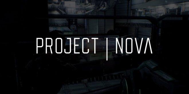 Project Nova, le FPS dans l'univers d'EVE Online, n'existe plus.