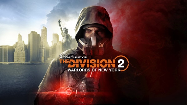 The Division 2 : Warlords of New York sera disponible le 3 mars prochain.
