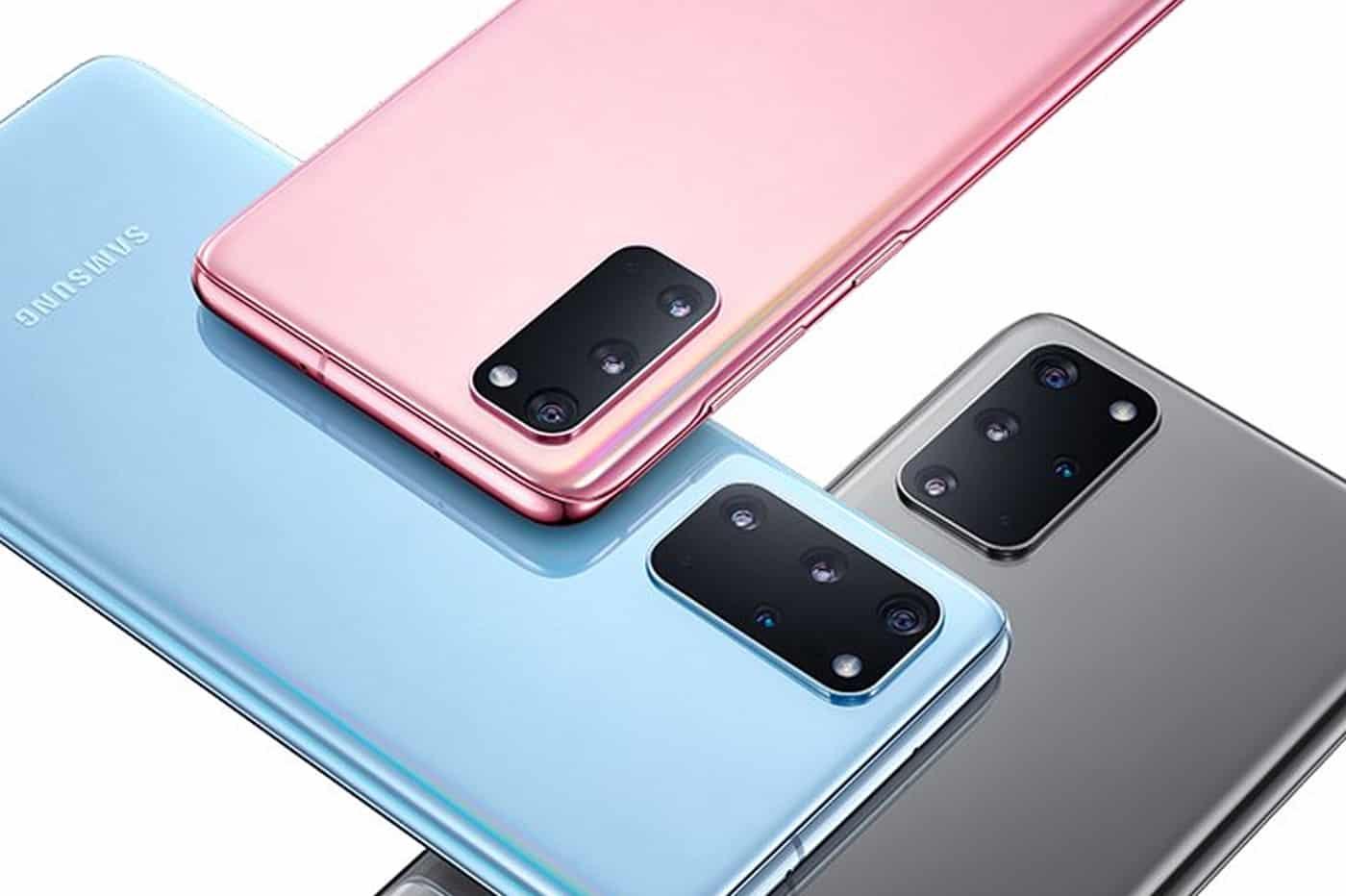 Samsung travaille déjà à l'amélioration de la caméra du Galaxy S20