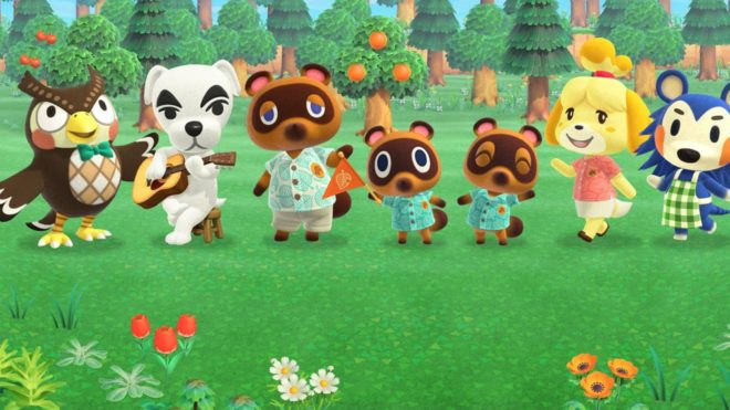 Animal Crossing : New Horizons confirme son statut de licence populaire.