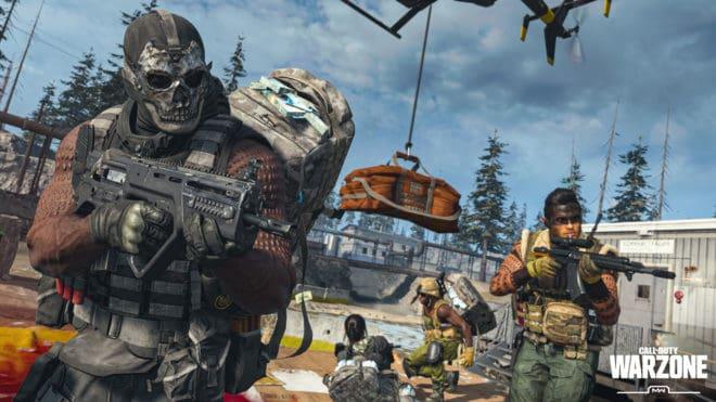 Call of Duty : Warzone s'offre un record dans le milieu des Battle Royale.