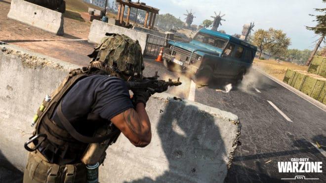 Un mode solo pour Call of Duty : Warzone.