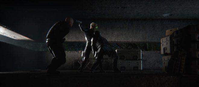 Un DLC de Ghost Recon Breakpoint avec Sam Fisher.