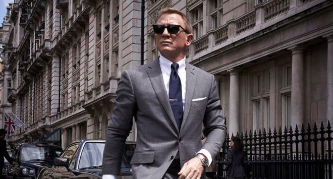 James Bond : No Time to Die sortira finalement en fin d'année.