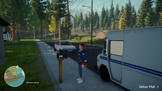 Lake, un nouveau voyage contemplatif sur Xbox One et PC.