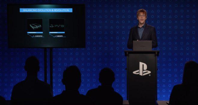 L'architecture de la PS5 se dévoile.