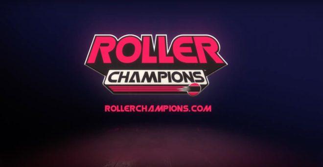 Une alpha fermée arrive sur PC pour Roller Champions.