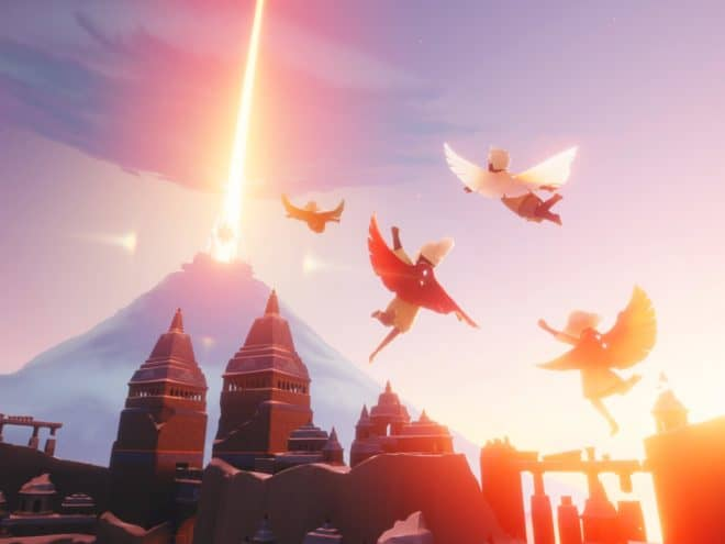 La version Android de Sky : Children of the Light est attendue pour avril prochain.