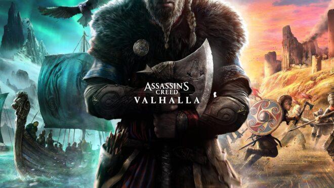 Ubisoft annonce officiellement Assassin's Creed Valhalla.