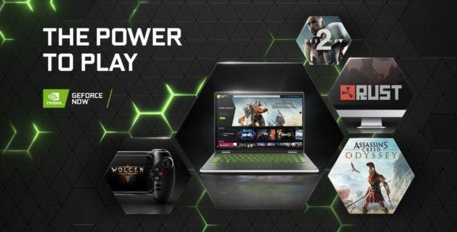 GeForce Now de Nvidia perd le soutien de nouveaux éditeurs.